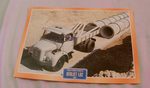 Berliet L62 1966 Tipper Truck framed picture